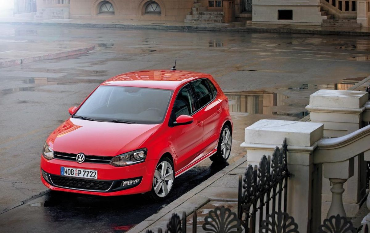 6 Generations of the Volkswagen Polo Image 4