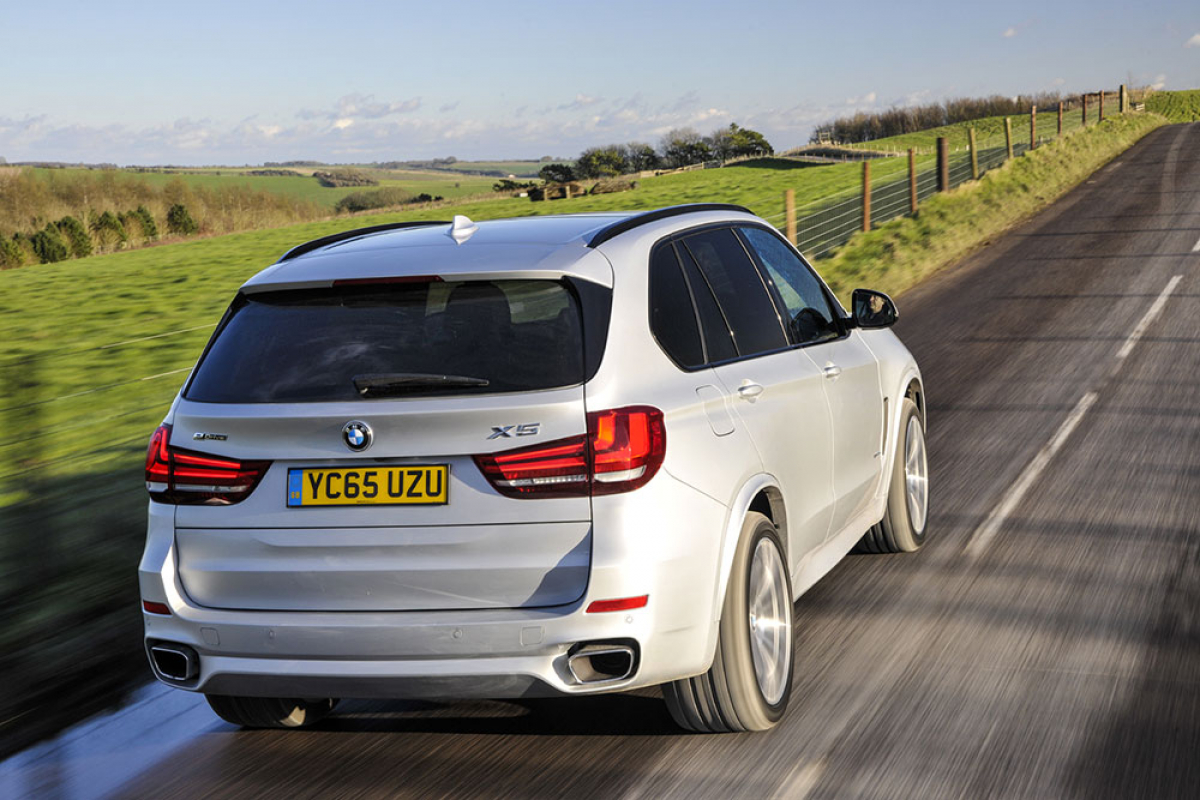 BMW Release Their New Prestigious SAV: The Fourth Generation X5 Image 1
