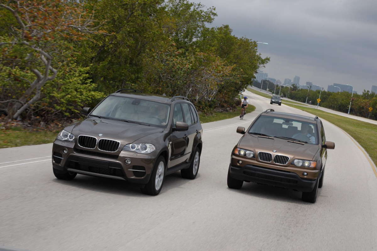 BMW Release Their New Prestigious SAV: The Fourth Generation X5 Image 2