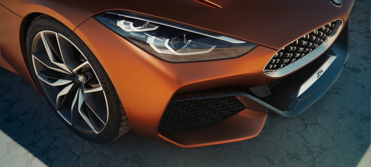 A Closer Look at the BMW Z4 Concept Image 1