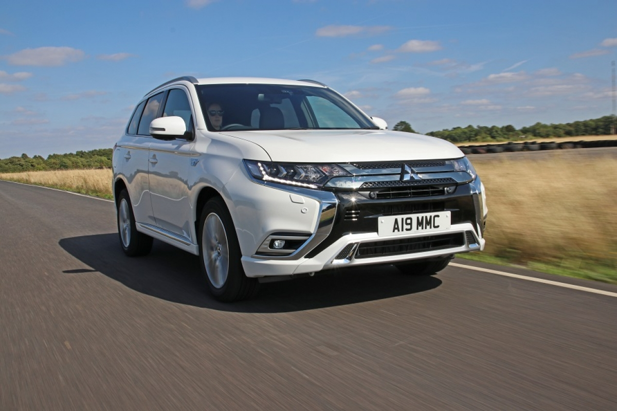 Mitsubishi Seem To Have Every Corner of the SUV Market Covered Image 0