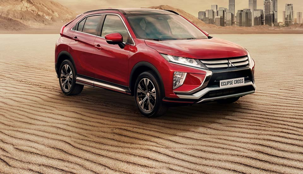 Mitsubishi Seem To Have Every Corner of the SUV Market Covered Image 1