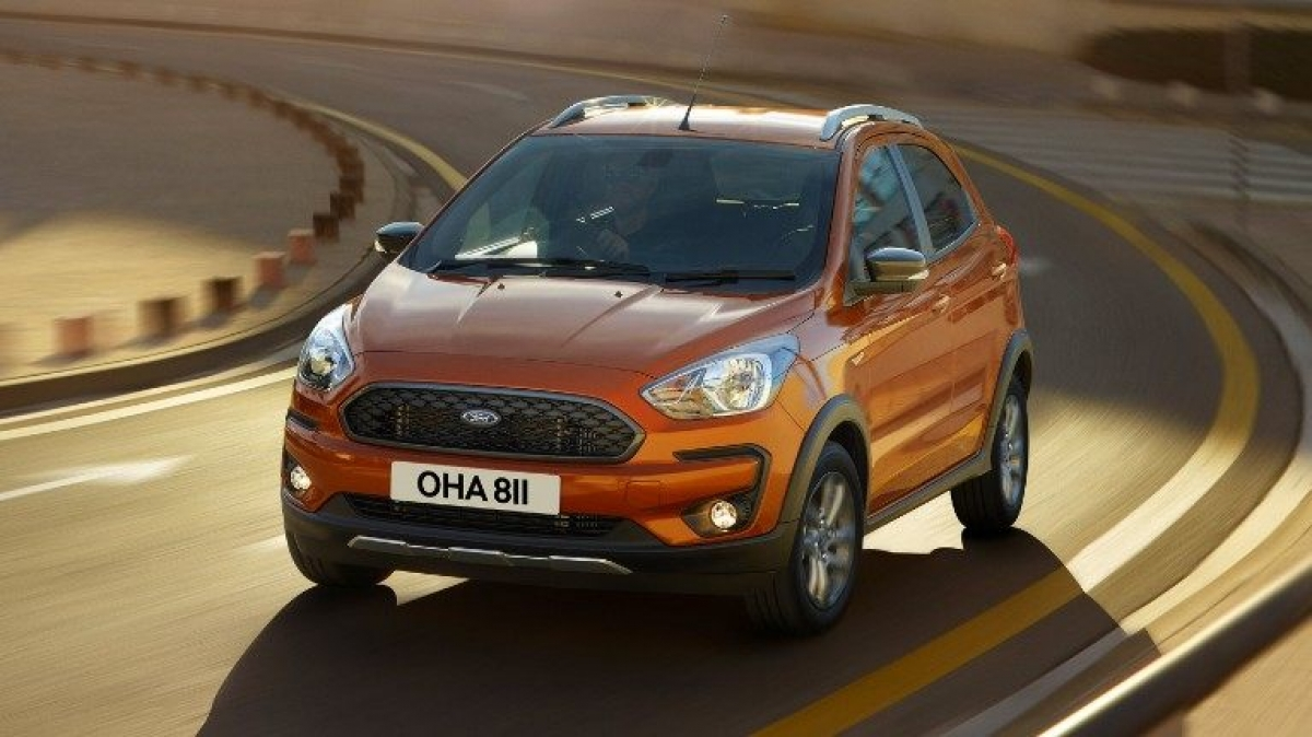 The Ford KA+ Is Now Available from £99 per Month with 0% APR Image 1