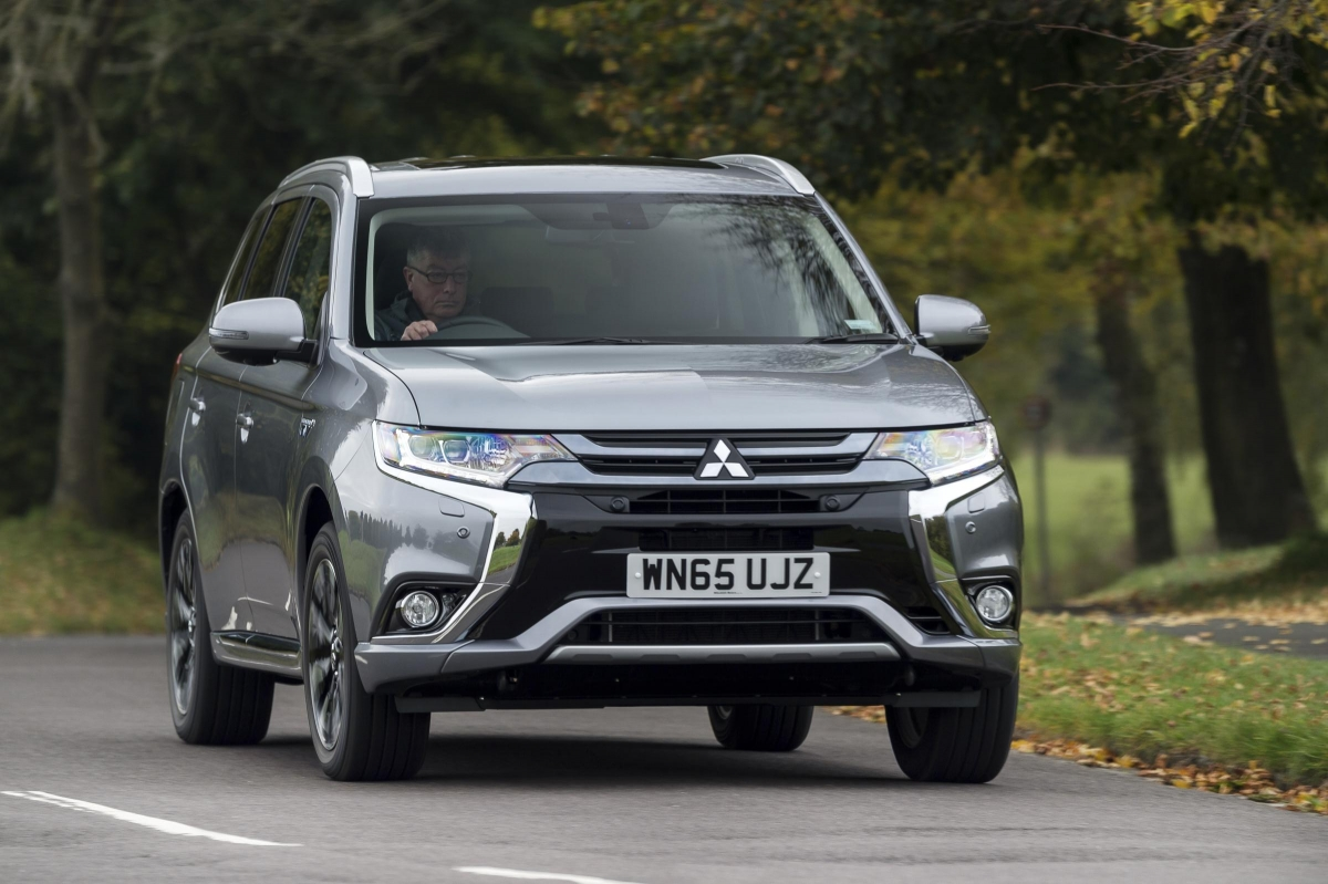 Looking for a Used SUV? Why Not Consider a Mitsubishi Outlander PHEV? Image 2