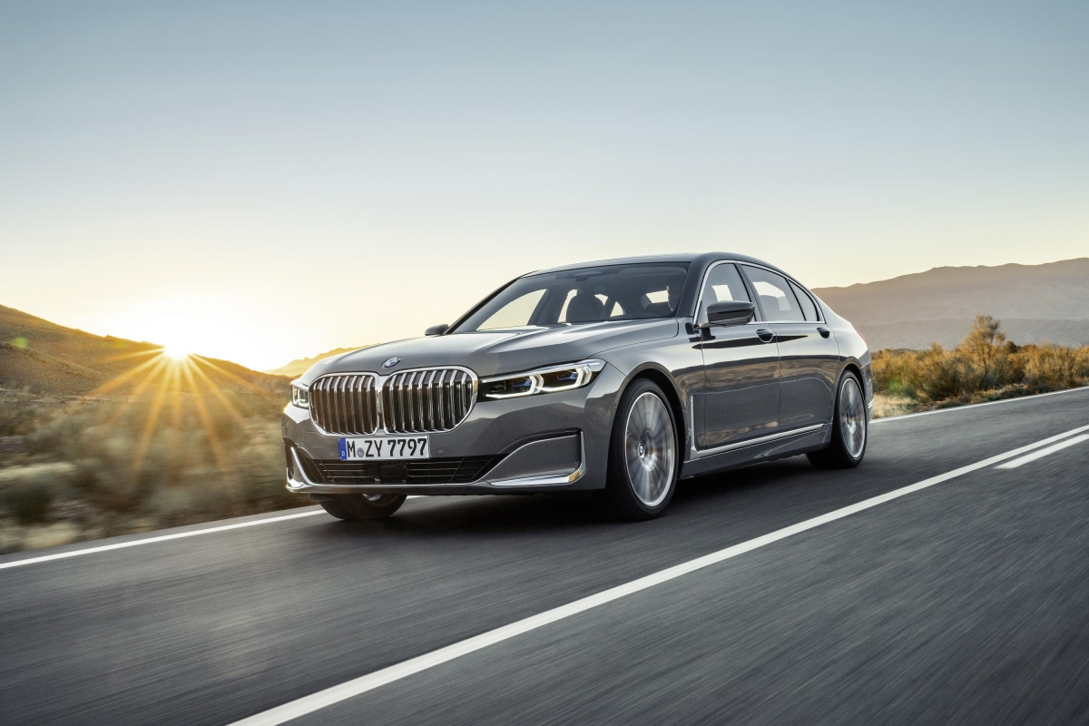 Introducing the New BMW 7 Series for 2019