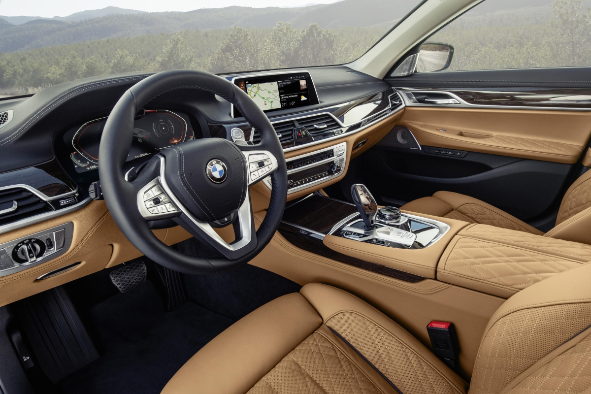 Introducing the New BMW 7 Series for 2019 Image 0