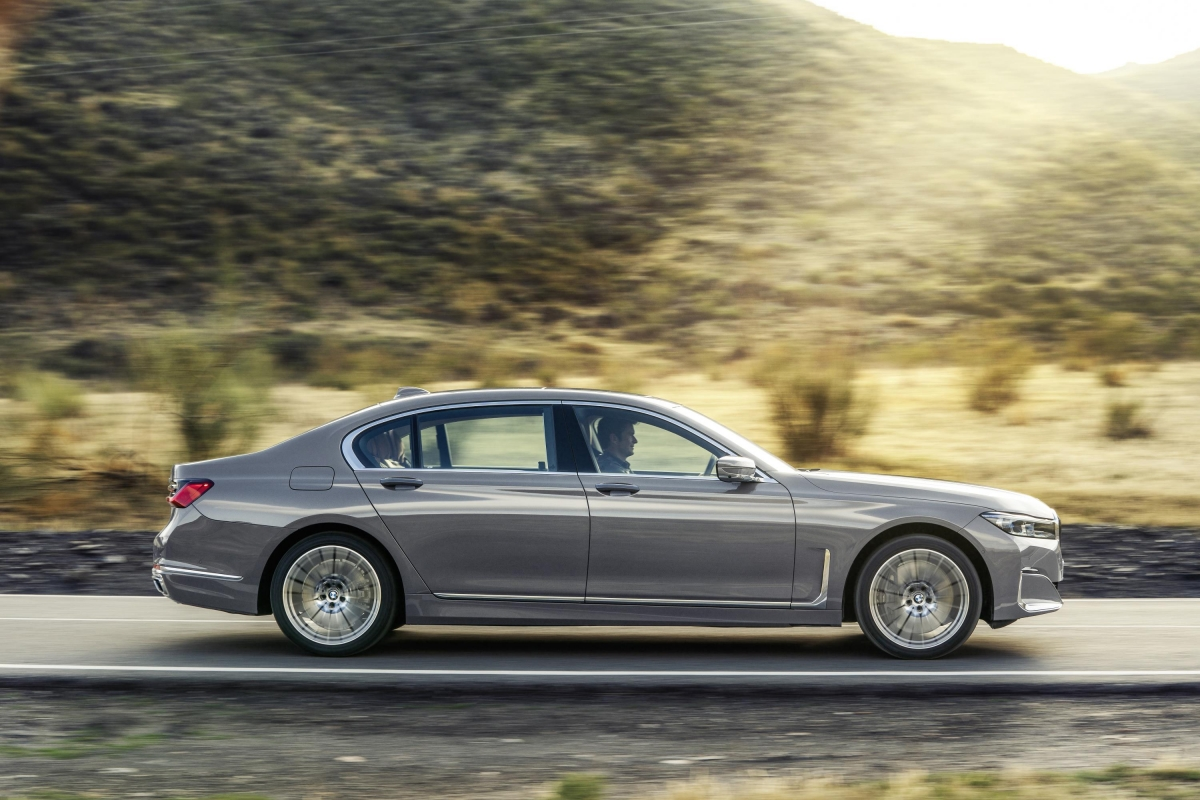 Introducing the New BMW 7 Series for 2019 Image 1