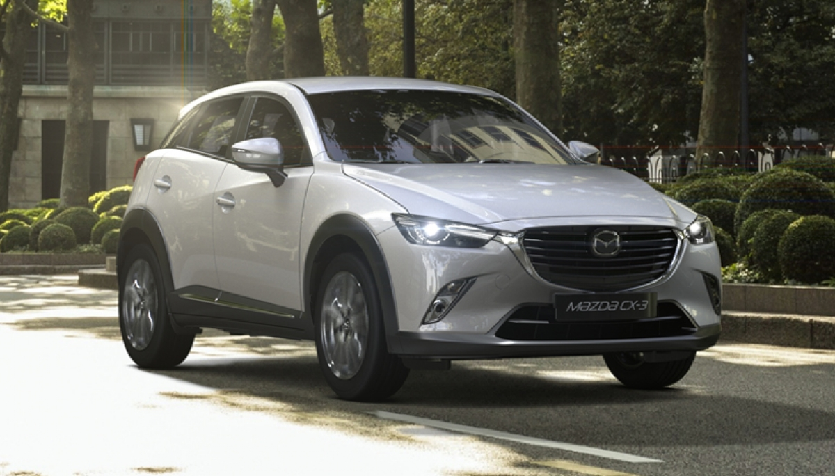 Mazda Offer Low Monthly payments & Low Rate Finance Deals on their SUV Range Image 0
