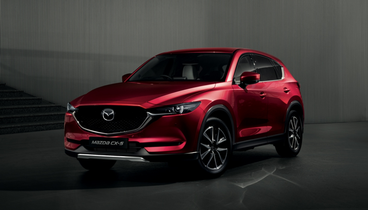Mazda Offer Low Monthly payments & Low Rate Finance Deals on their SUV Range Image 1