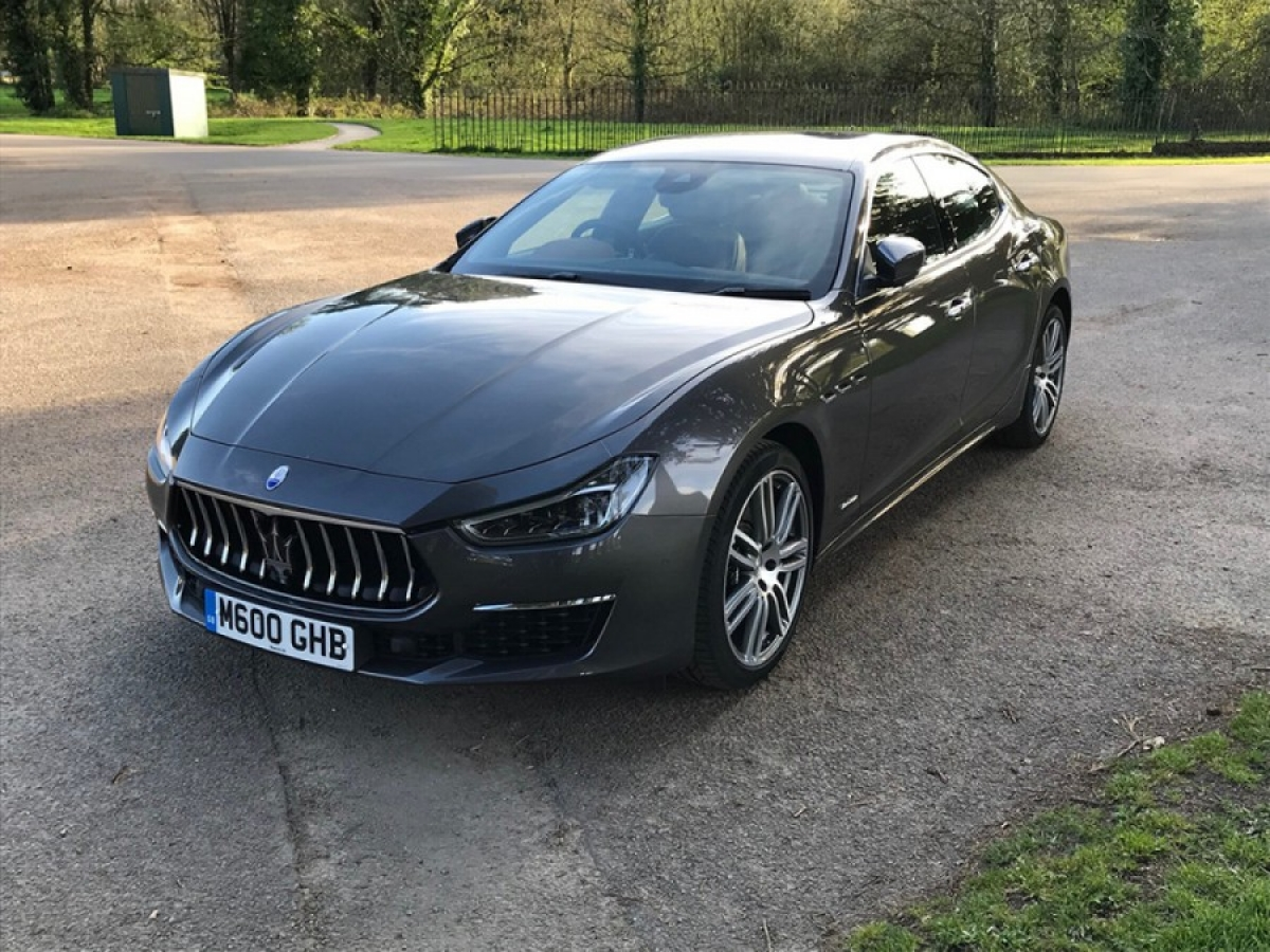 Maserati Offer A Range of Finance Offers on their luxury vehicles Image 0