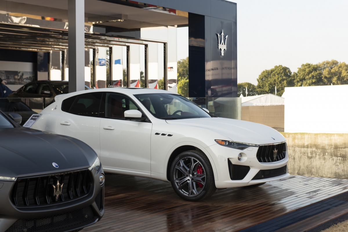 Maserati Offer A Range of Finance Offers on their luxury vehicles Image 1