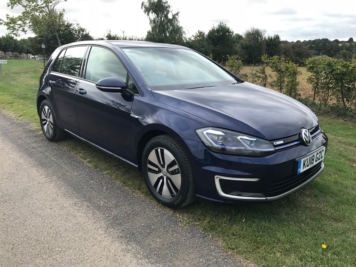 Explore the 2019 Volkswagen Golf and the Golf Range Event Image 2