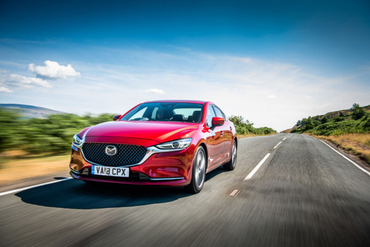 Mazda Scrappage Upgrade Plan £6,000 Savings Image 2
