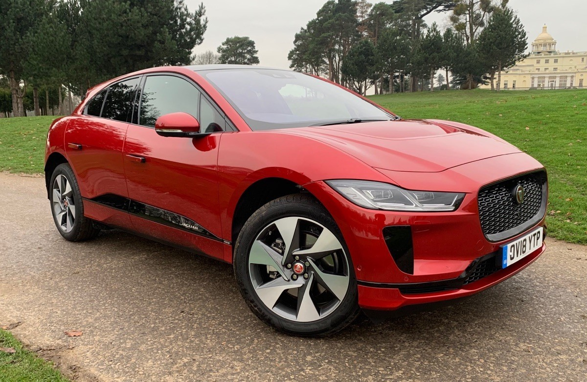 Jaguar Takes the Top Spot at the UK Car Of The Year Awards 2019 Image 0