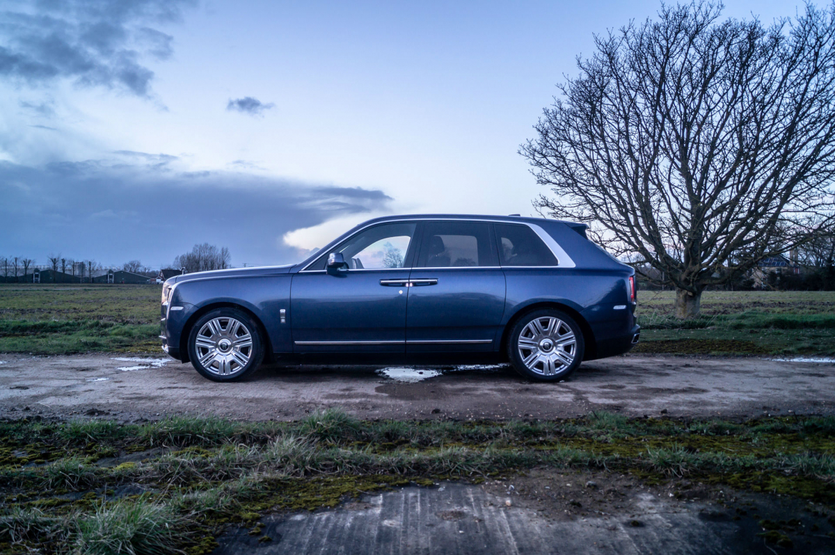 A Weekend with a Rolls Royce Cullinan Image 2