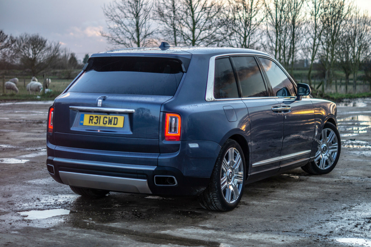 A Weekend with a Rolls Royce Cullinan Image 3