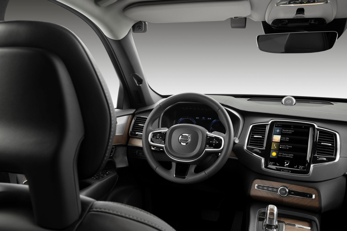 Volvo to Detect Intoxicated Drivers Through In-Car Cameras Image 1