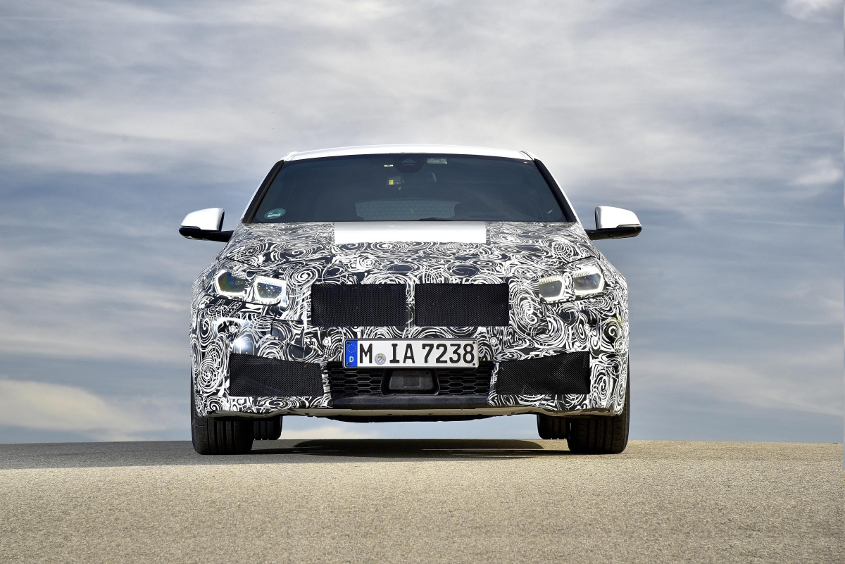 New BMW 1 Series Enters Final Testing Phase Image 1