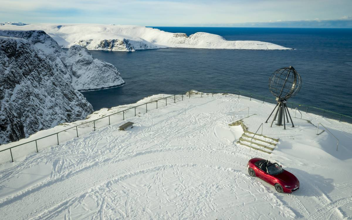 An Arctic Drive for the Mazda MX-5 30th Anniversary Image 2