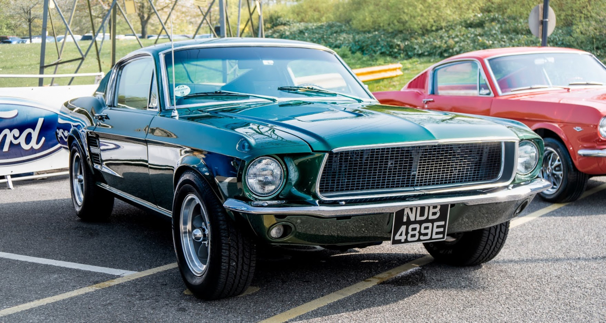 The Ford Mustang Turns 55 Years Old and It's as Dominant as Ever Image 1