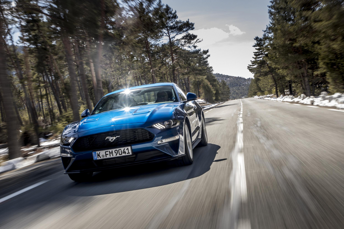 The Ford Mustang Turns 55 Years Old and It's as Dominant as Ever