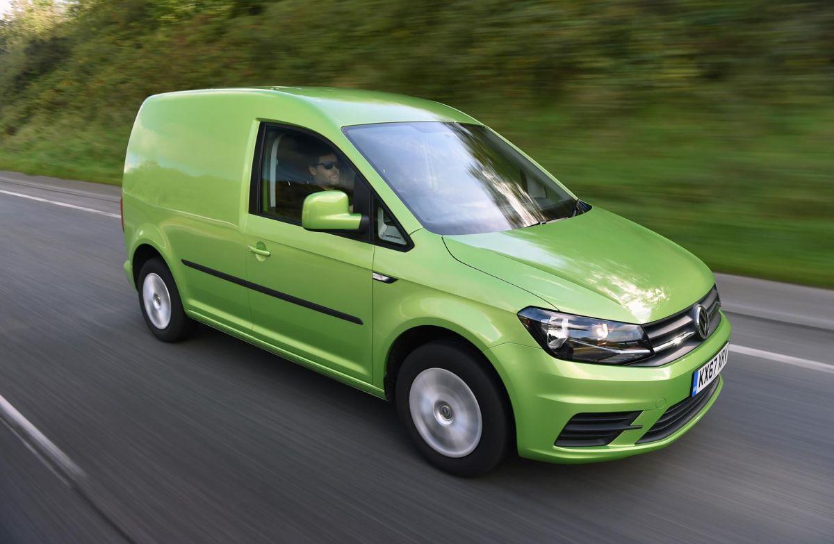New Volkswagen Van Deals and Finance Offers Image 0