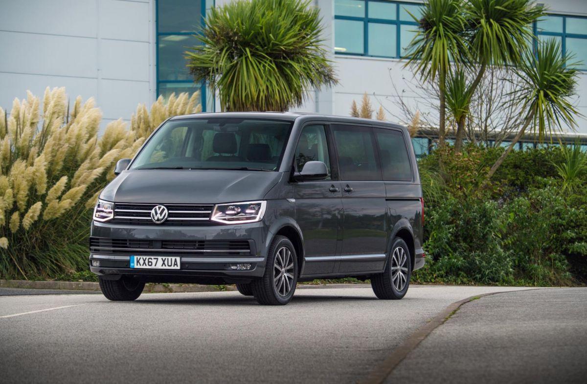 New Volkswagen Van Deals and Finance Offers Image 1