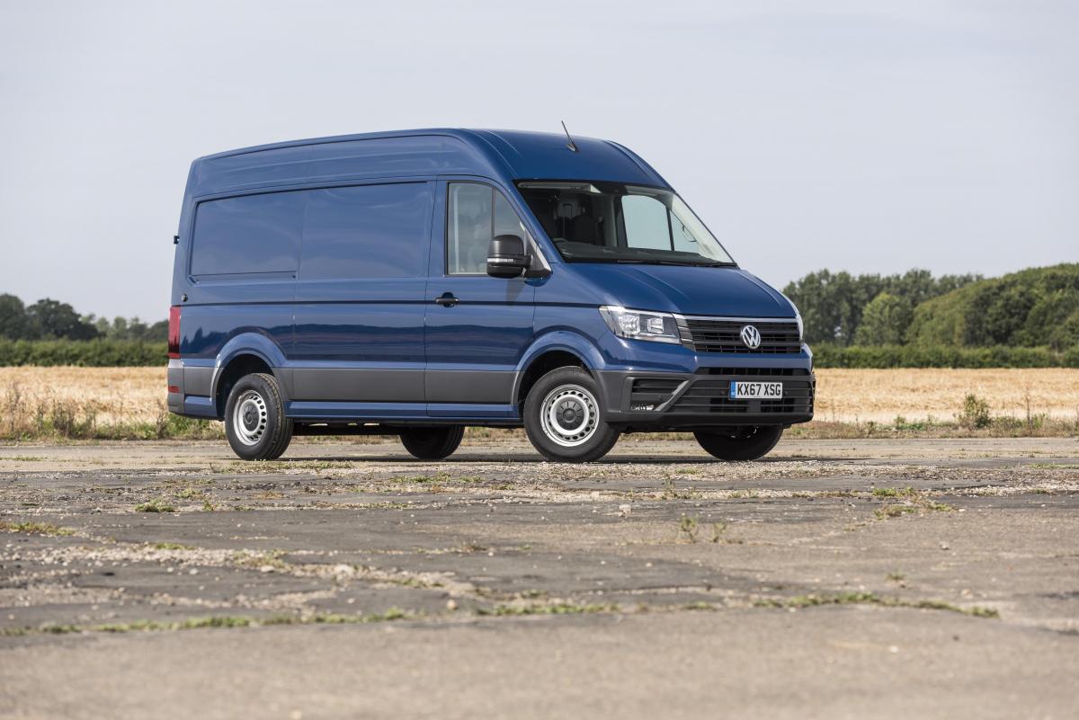 New Volkswagen Van Deals and Finance Offers Image 3