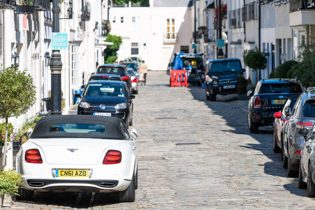 Pavement Parking Now Under Investigation by the Government Image 1
