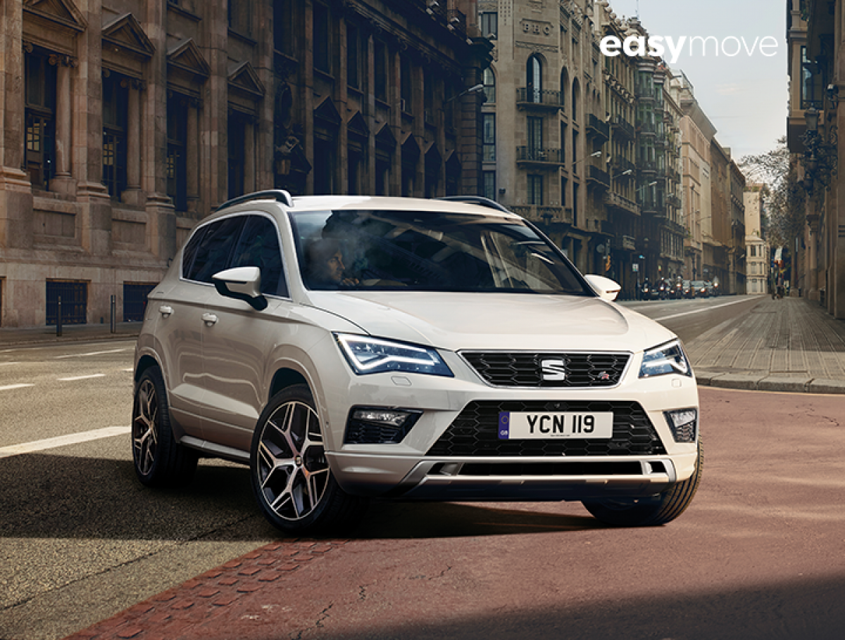 Seat Offer up to £3,000 Towards Your Deposit & an Extra £1,000 Saving Voucher Image 1