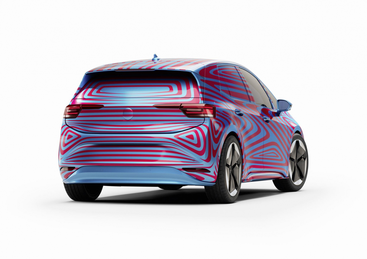 Volkswagen Open Order Books on the Hugely Important New ID. Hatch Image 3