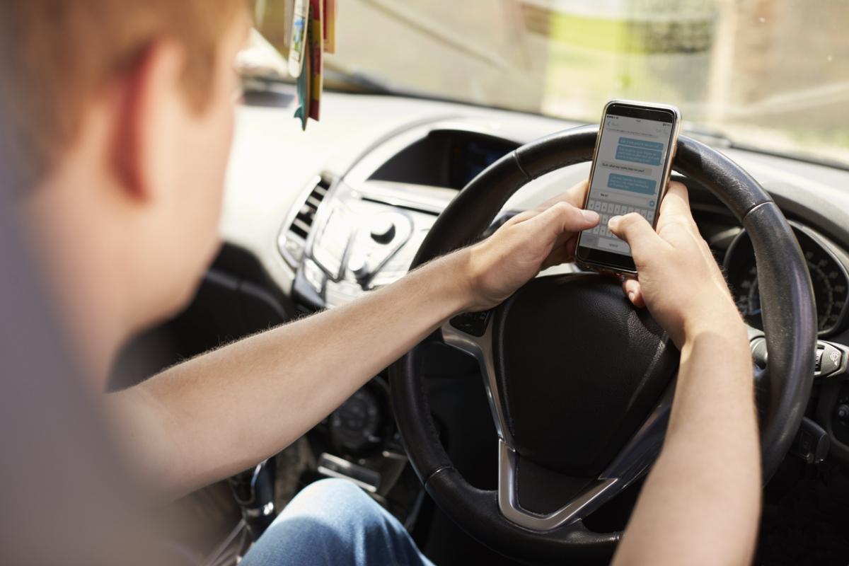 A Recent Driving Ban Is a Warning to Motorists 'There Is No Excuse' for Using a Mobile Phone Whilst Driving Image 0