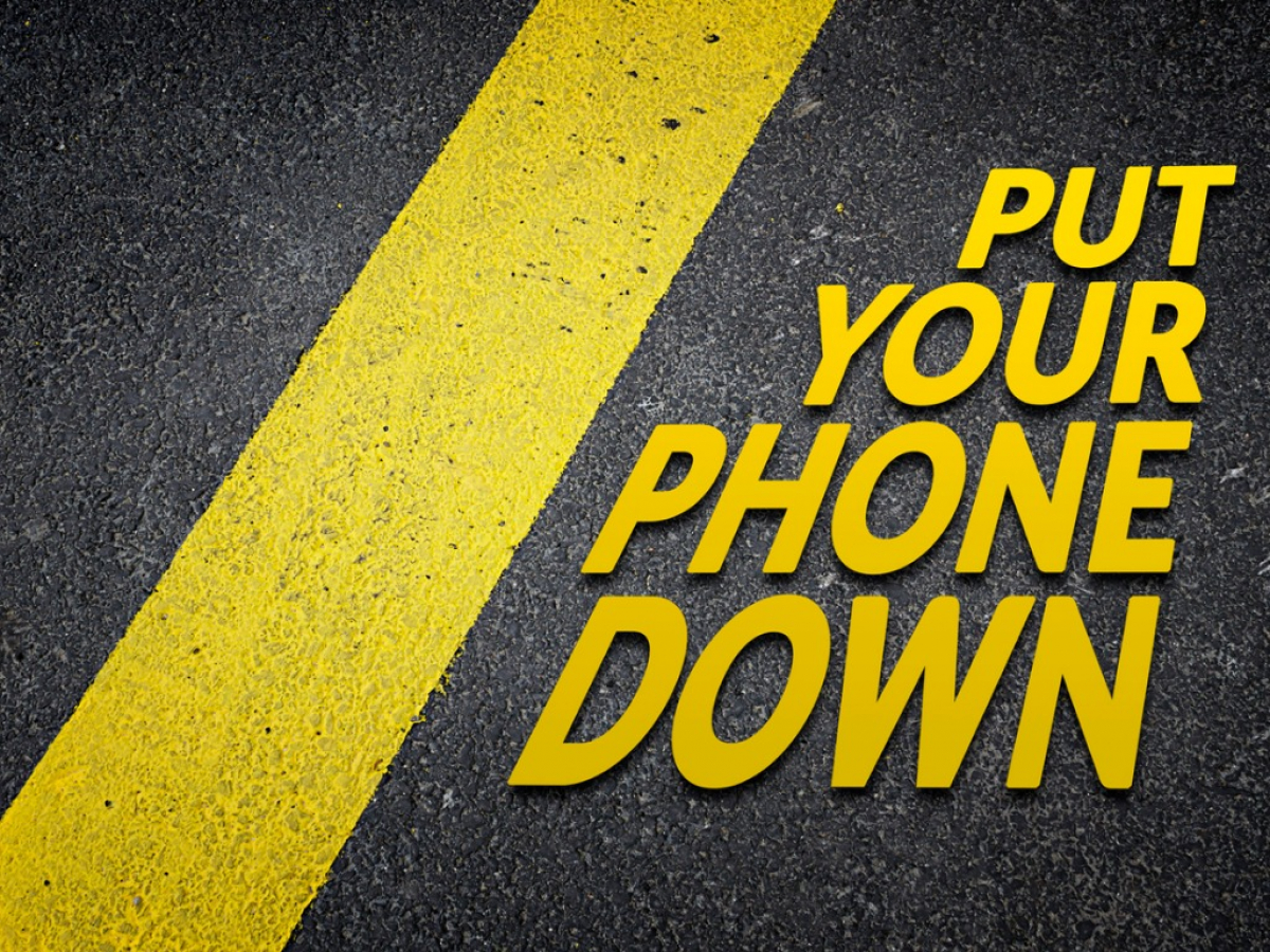 A Recent Driving Ban Is a Warning to Motorists 'There Is No Excuse' for Using a Mobile Phone Whilst Driving Image 1