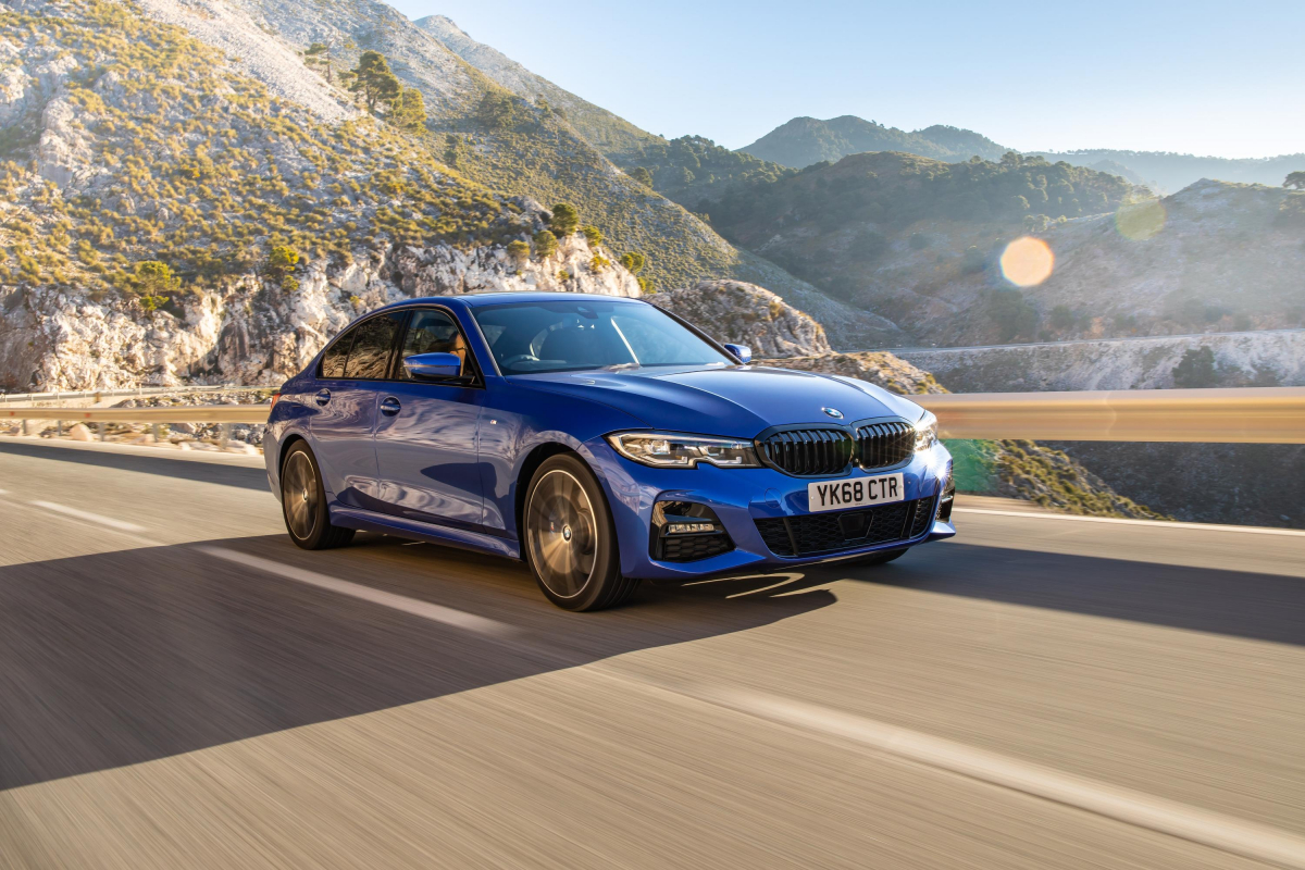 Design A Brand New 2019 BMW 3 Series Image 3