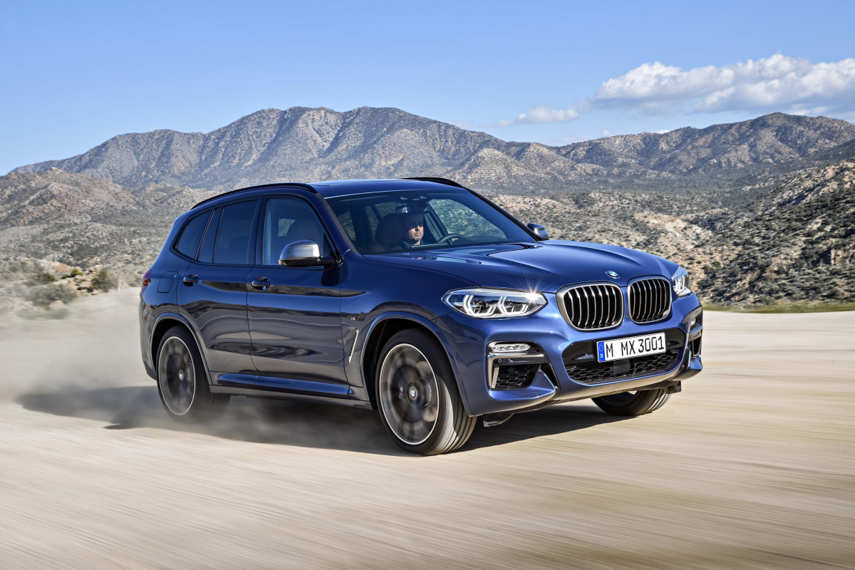 BMW Are Offering 24 Hour Test Drives on their Expansive X Range Image 14