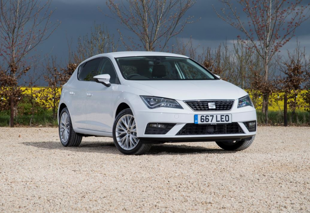Seat PCP offers include up to £3,000 Towards Your Deposit & an Extra £1,000 Saving Voucher Image 1