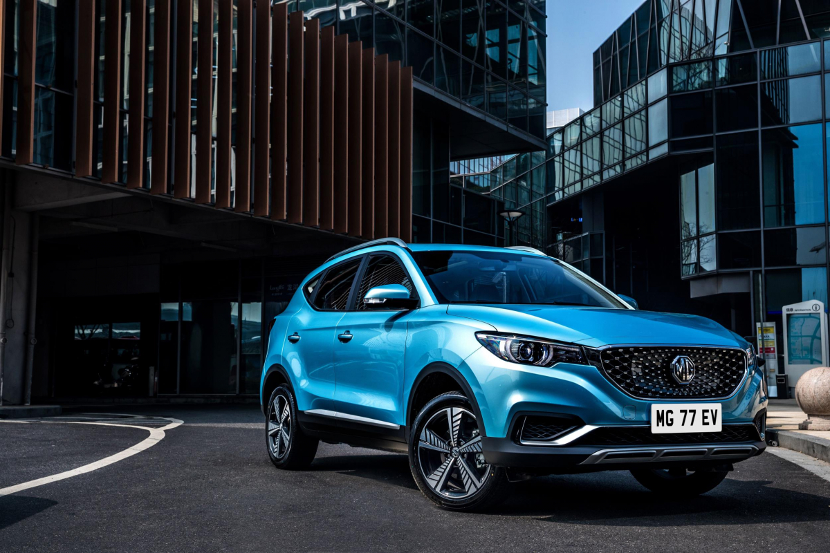 MG ZS EV Preview as Brand Readies Its First Electric Car
