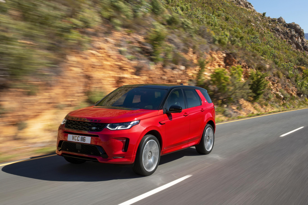 The New Land Rover Discovery Sport is Available to Order Now