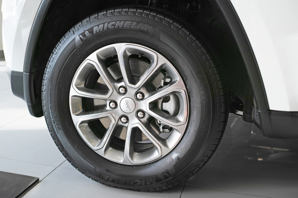 Part Worn Tyres? Don't Even Think About it Image 1