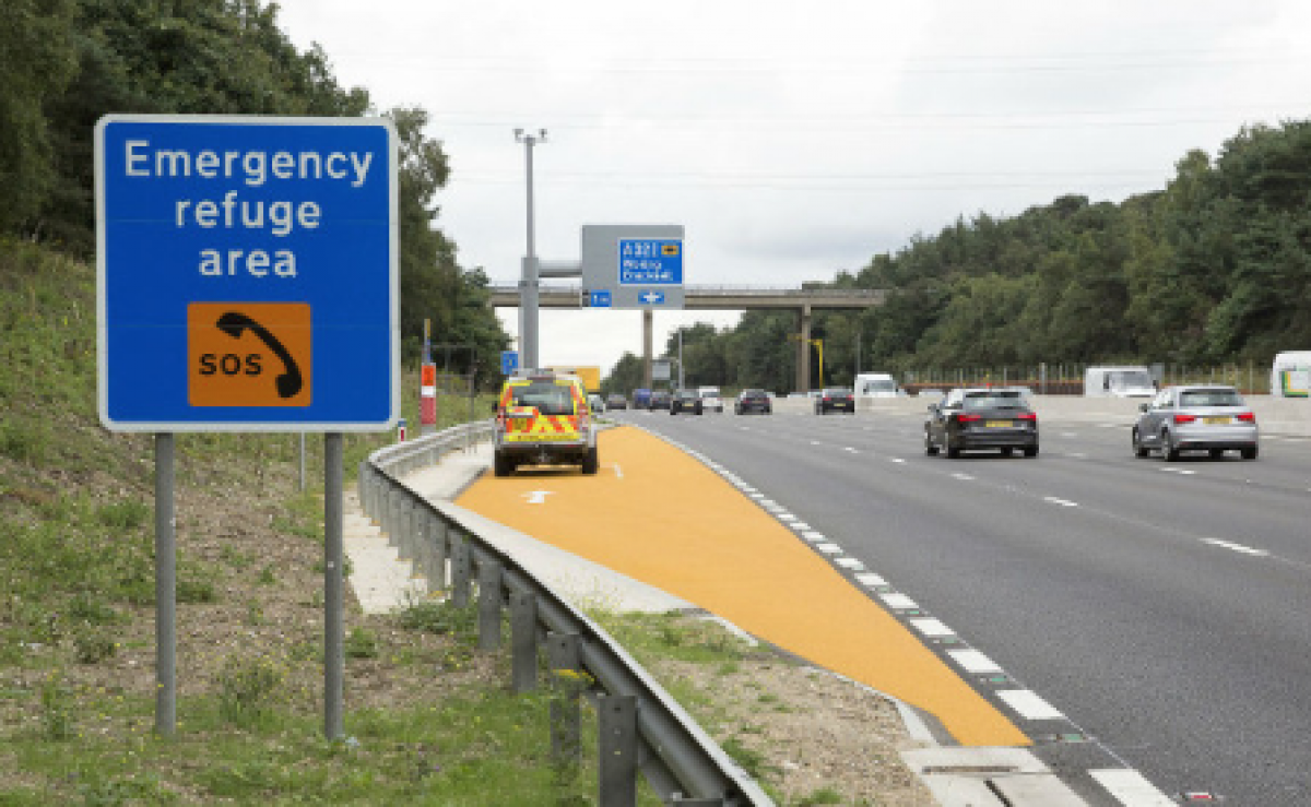 Motorway Safety Tips for The Summer Breakdown Season 2019 Image 1