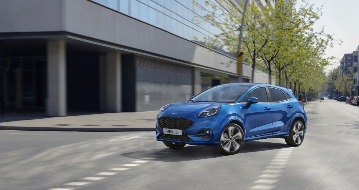 Meet the New Ford Puma - It's Nothing Like the Old One