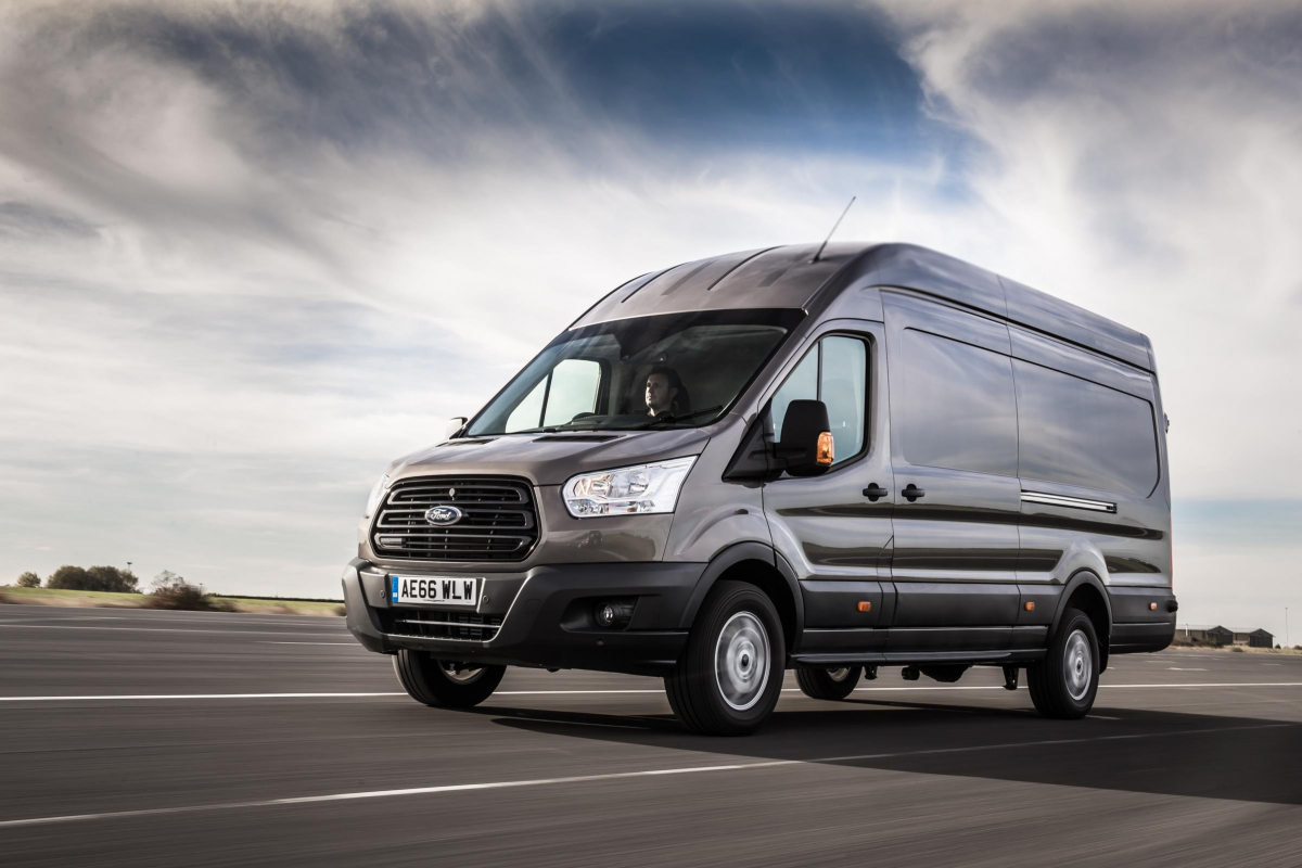 New Ford Van Deals and Finance Offers Image 0