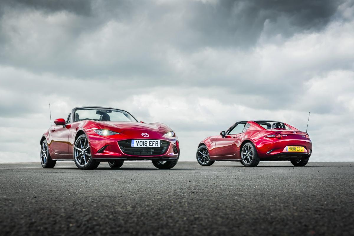 Mazda MX-5 Scrappage Upgrade Plan £3,000 Savings