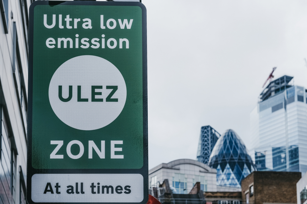 ULEZ Is in Operation: Here's What You Need to Know About London's Ultra Low Emission Zone Image 0
