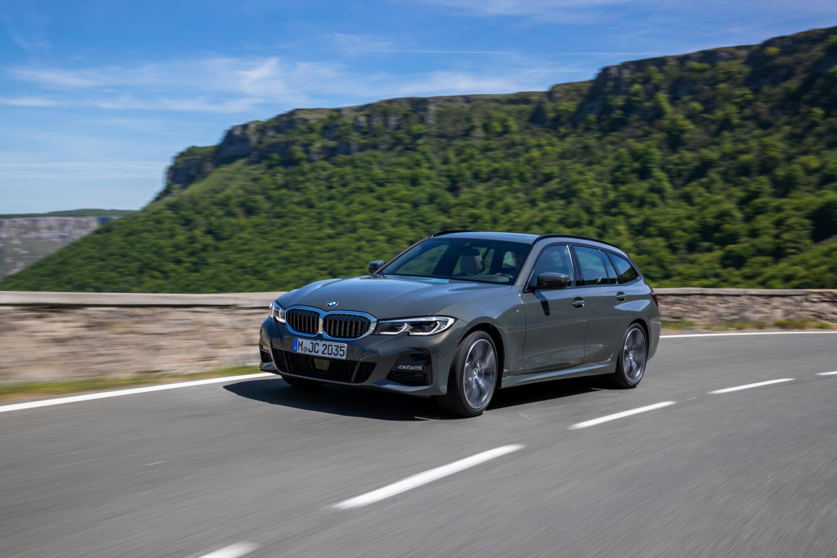 Introducing the All-New BMW 3 Series Touring