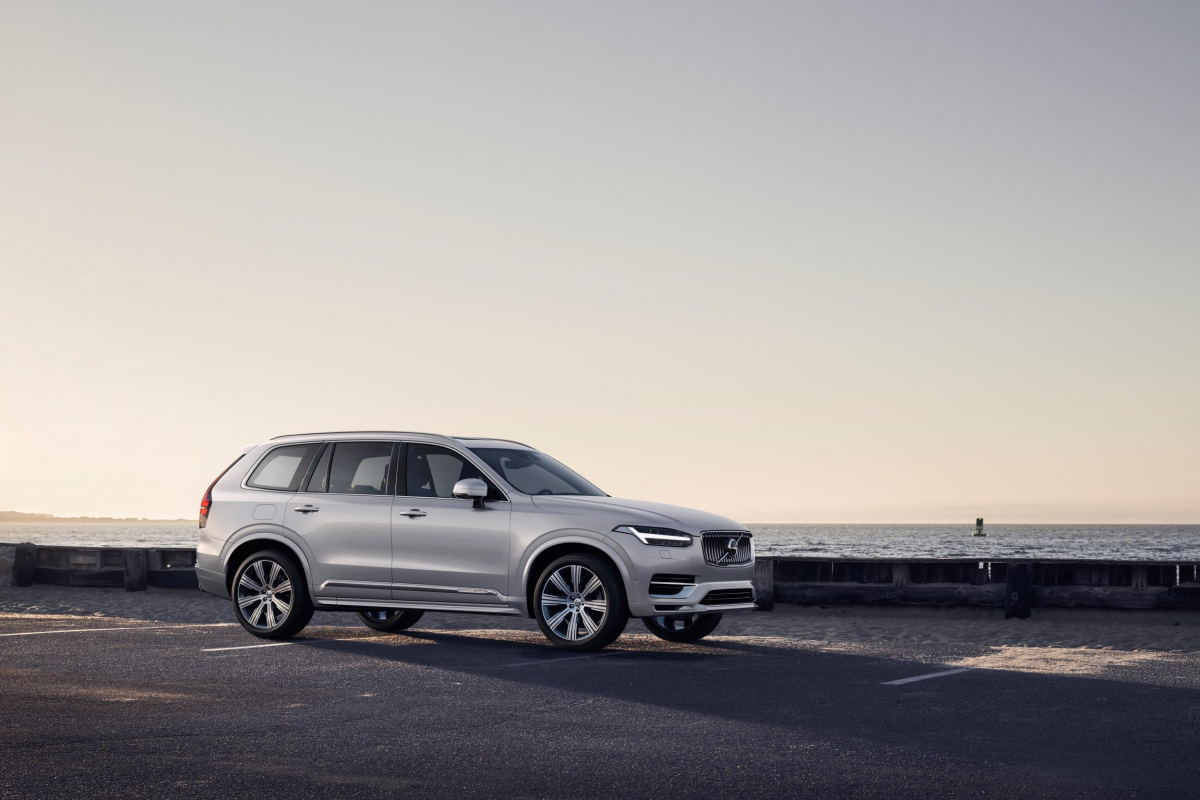 Volvo Offer Low Monthly Payments on a Range of New SUVs Image 5