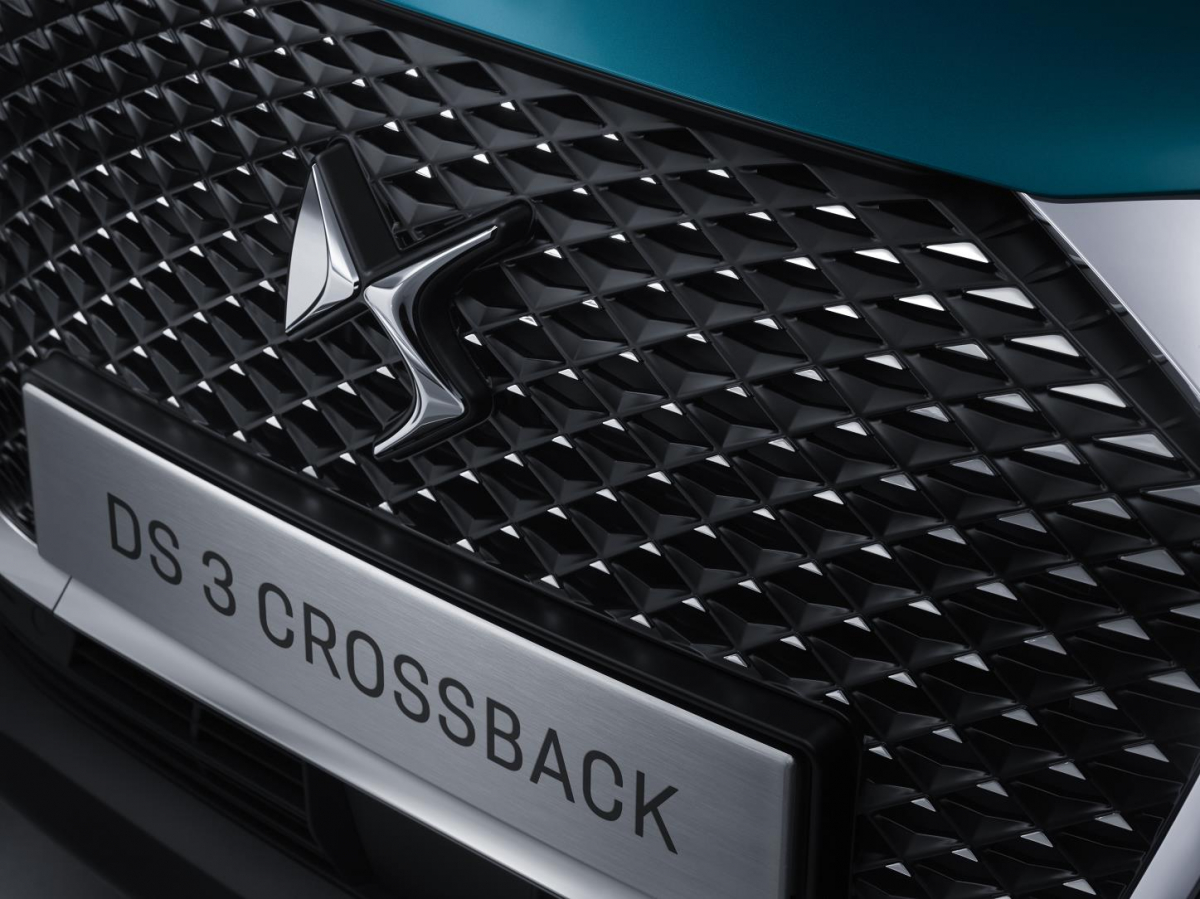 The new DS 3 Crossback is Available to Order in the UK Image 5