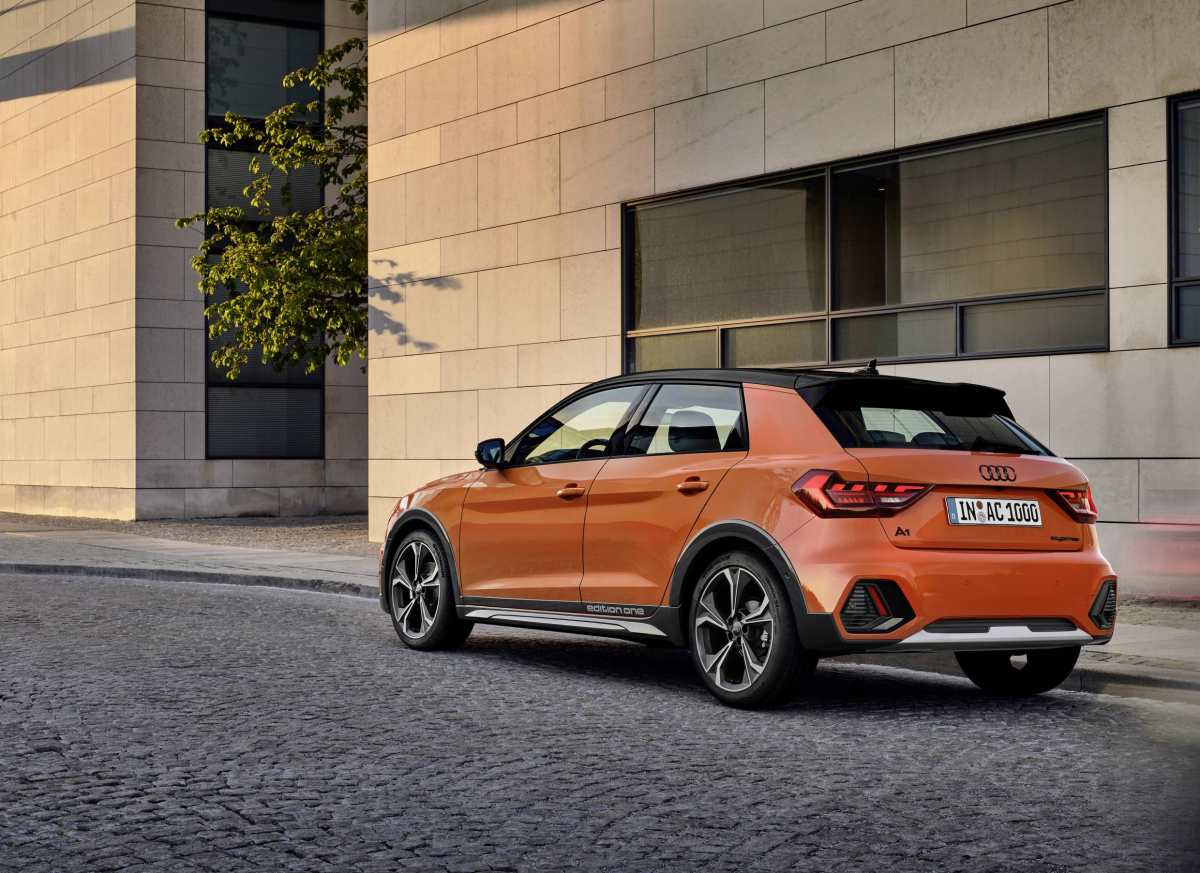 The New Audi A1 CityCarver is Ready to Tear up Suburbia Image 2