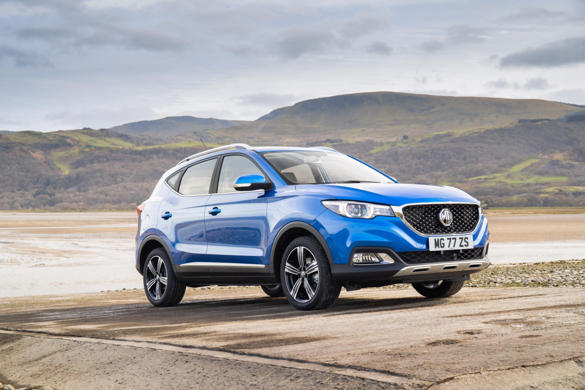 Meet the New MG ZS With a Big Warranty and a Small Price Image 4