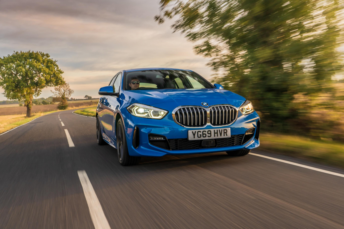 The BMW 1 Series is Back and is a Whole New Being Image 4